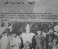 Historical Names from Fremont Indian Park, Utah
