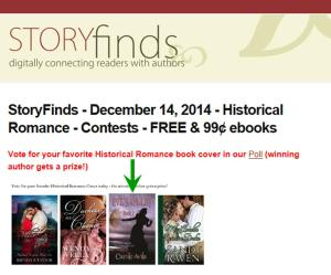 StoryFinds Cover Contest
