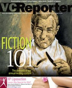 VC Reporter Cover